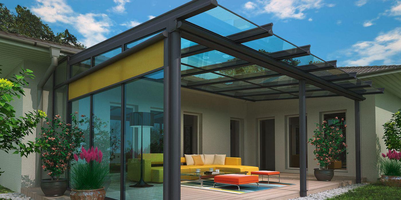 Terrasse Sichtschutz Terrassensichtschutz Gegen Blicke Wind Und Larm