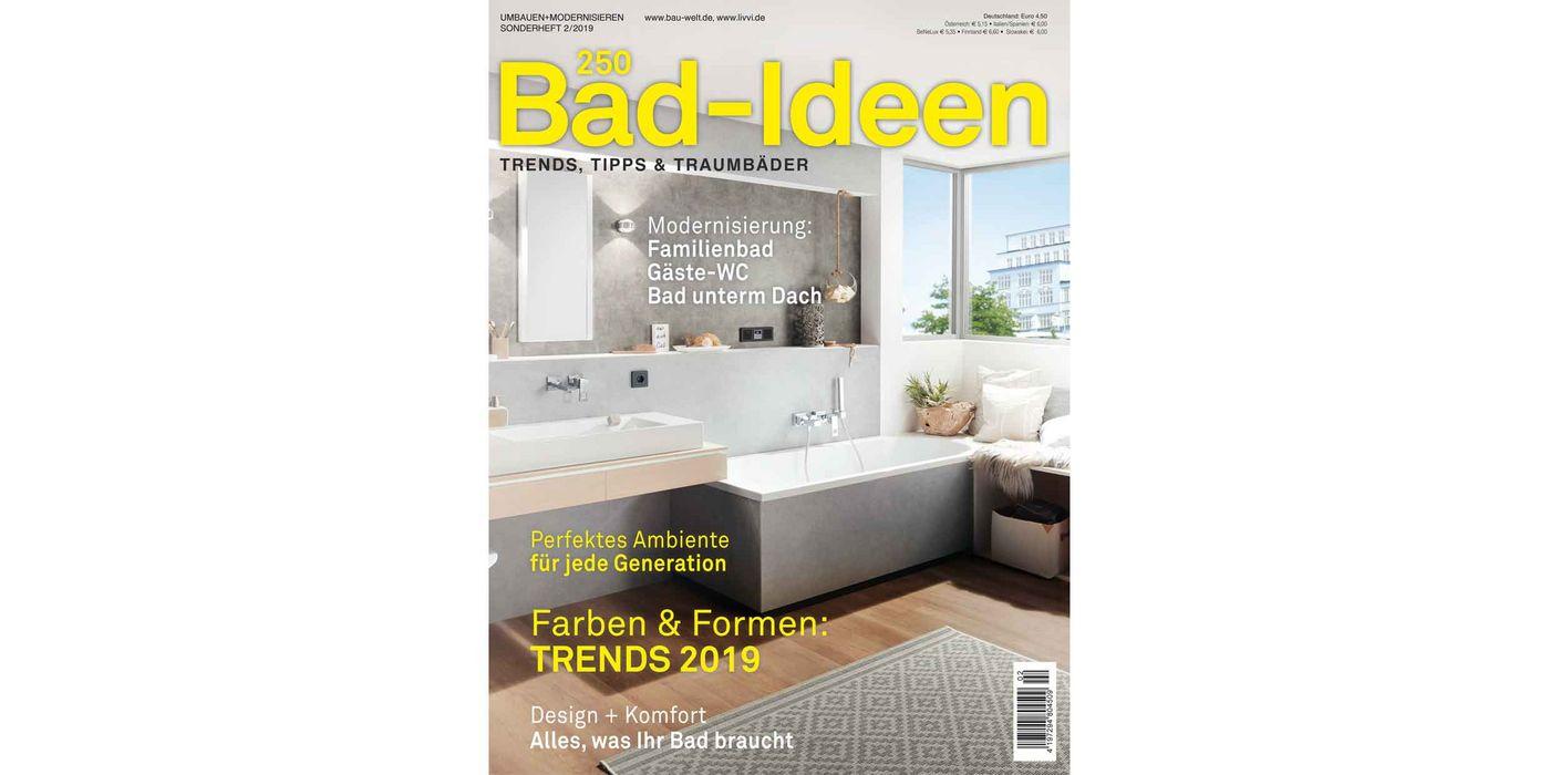 250 Bad-Ideen für Ihr Badezimmer