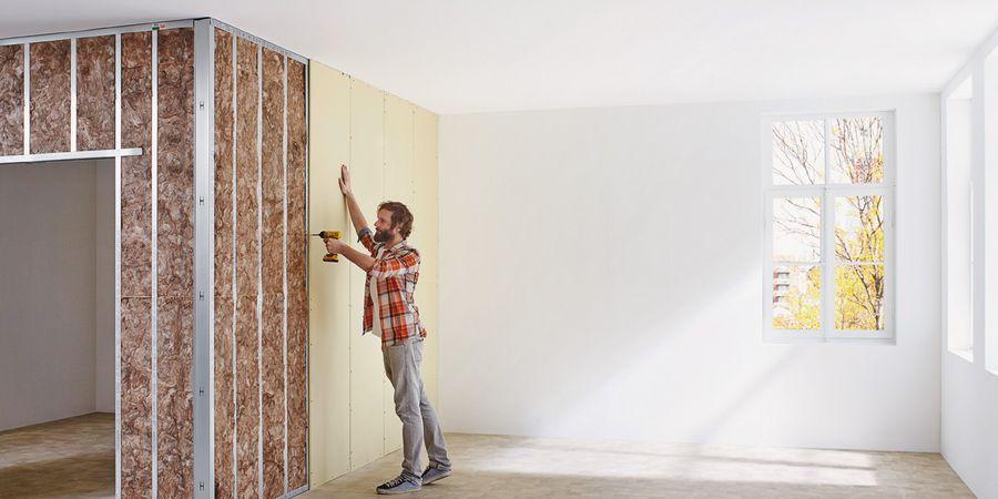 ma nahmen f r schallschutz au en und innen. Black Bedroom Furniture Sets. Home Design Ideas