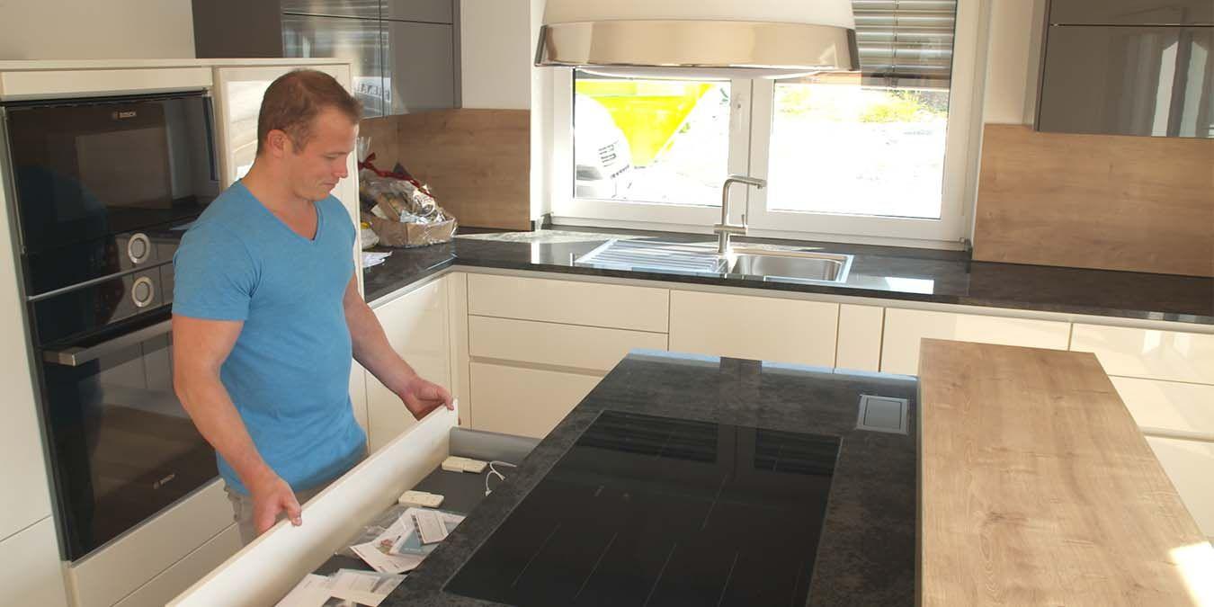 Fabian Hambüchen zieht in sein neues Haus