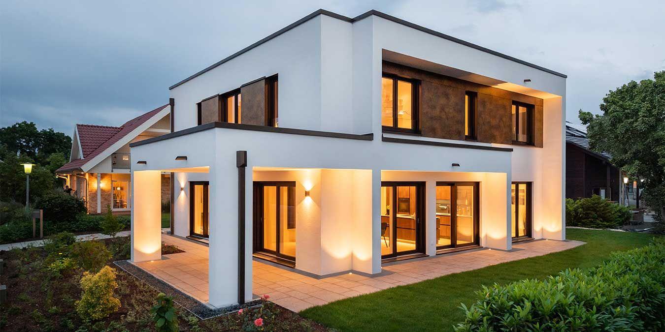 Neues Musterhaus Victoria von Rensch-Haus in Mannheim