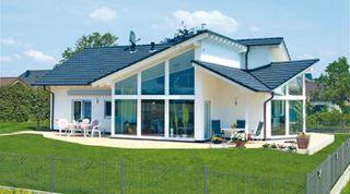 bungalows wohnen ohne treppen. Black Bedroom Furniture Sets. Home Design Ideas