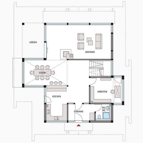 huf haus art 3. Black Bedroom Furniture Sets. Home Design Ideas