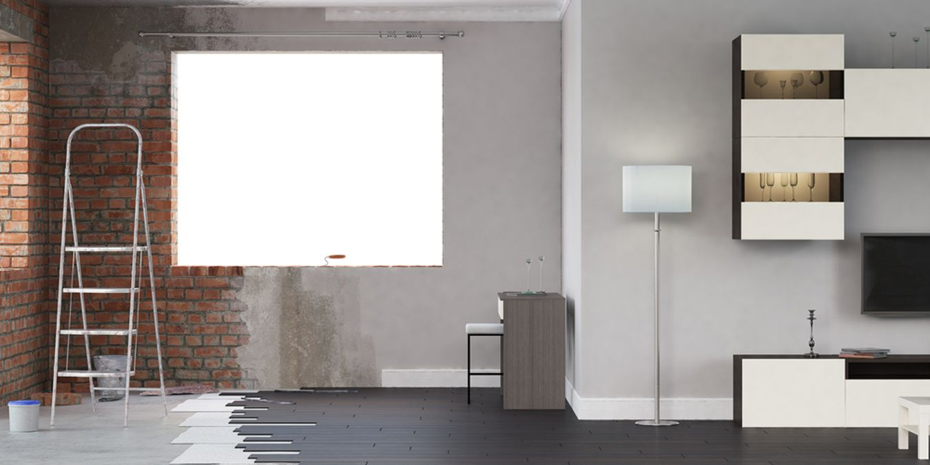 haus nach dem kauf selbst renovieren das m ssen sie beachten. Black Bedroom Furniture Sets. Home Design Ideas