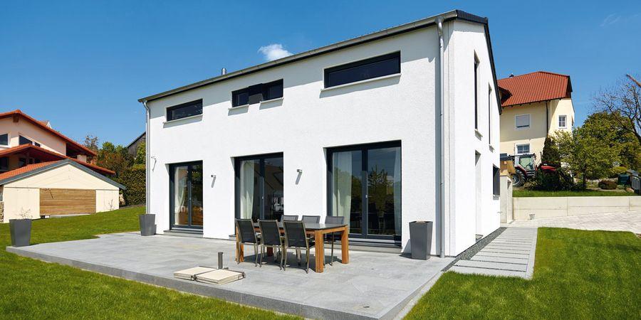 Einfamilienhaus Grundrisse von 120 - 150 qm