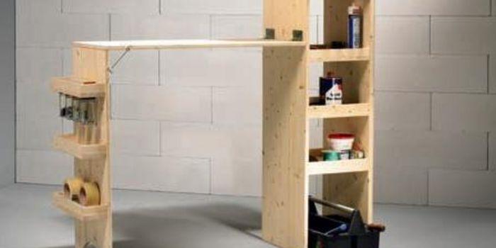 Gut gemocht Möbel selber bauen CX82
