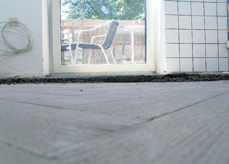 Fußboden Bad Holzbalkendecke ~ Arbeitsanleitung fußboden sanieren