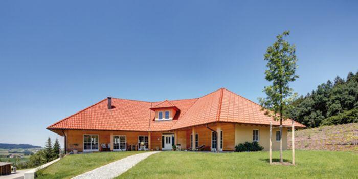 Sonnleitner Ortenburg fertighaus sonnleitner