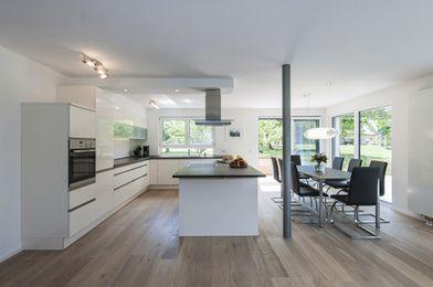 umbau des elternhauses. Black Bedroom Furniture Sets. Home Design Ideas