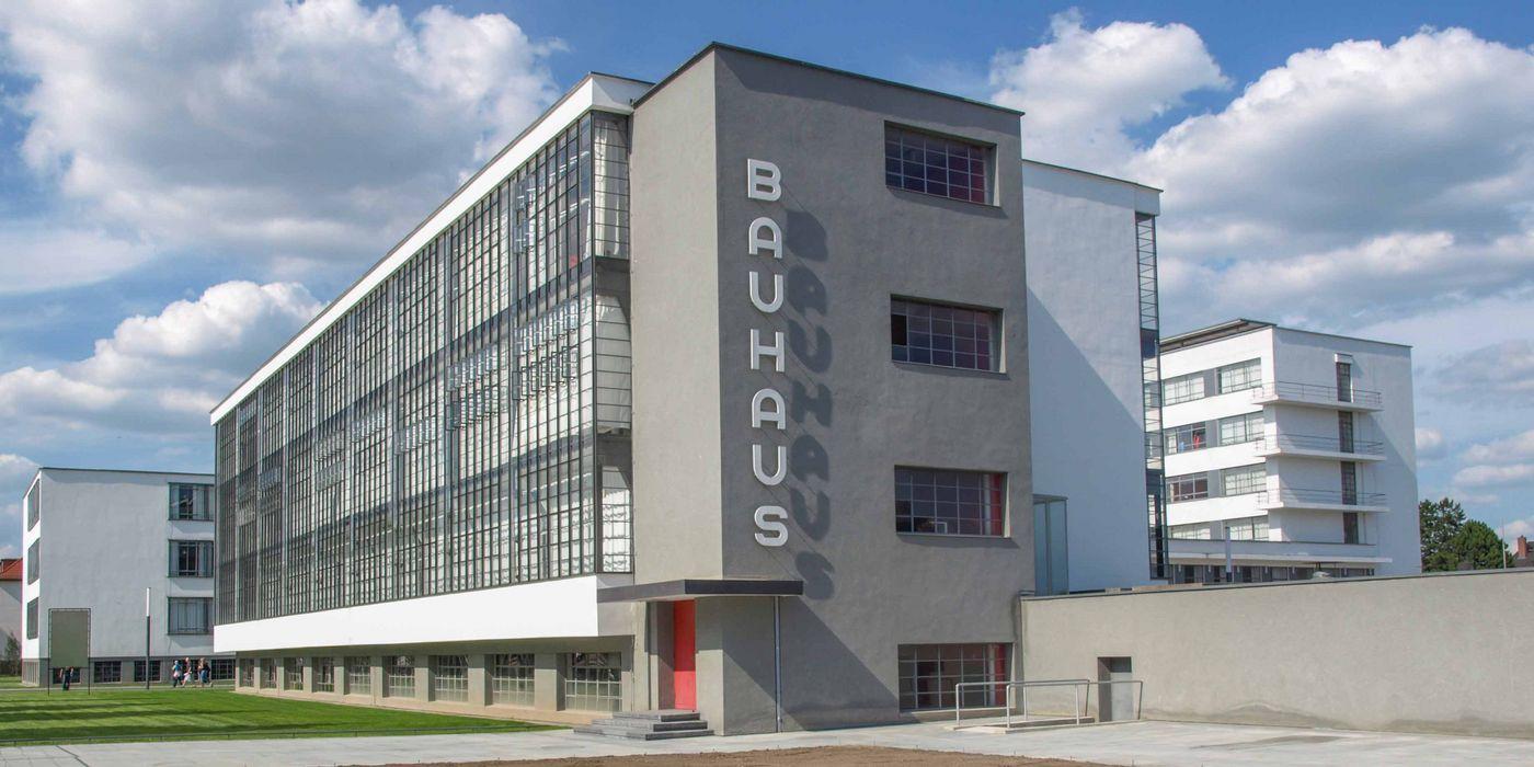 Bauhausstil Als Vorbild Fur Fertigbau