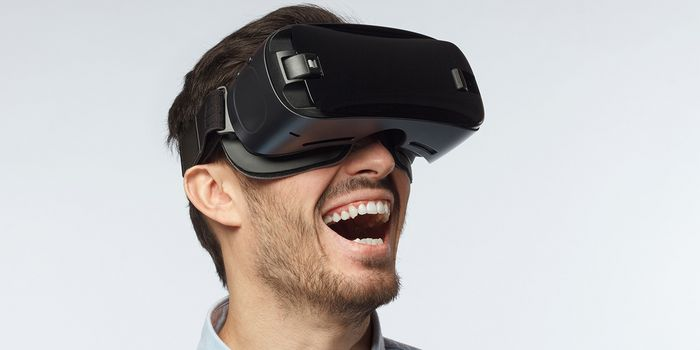 Virtual Reality Hausplanung 3D-Brille