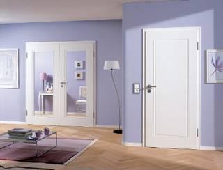 Zimmertüren weiß  Zimmertüren als Gestaltungsmittel