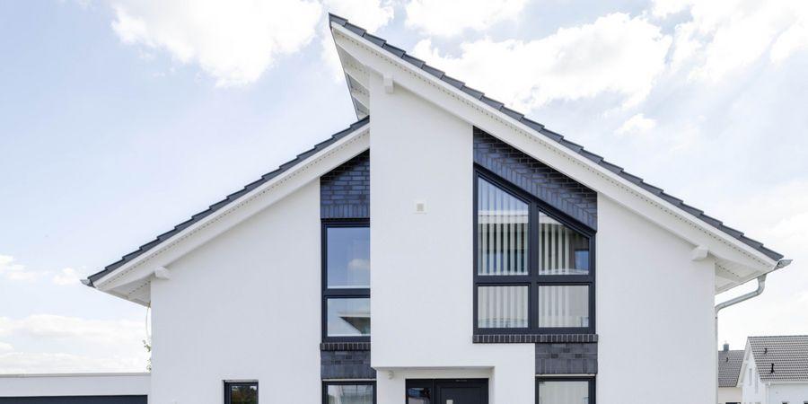 Dachformen Pultdach Satteldach Walmdach