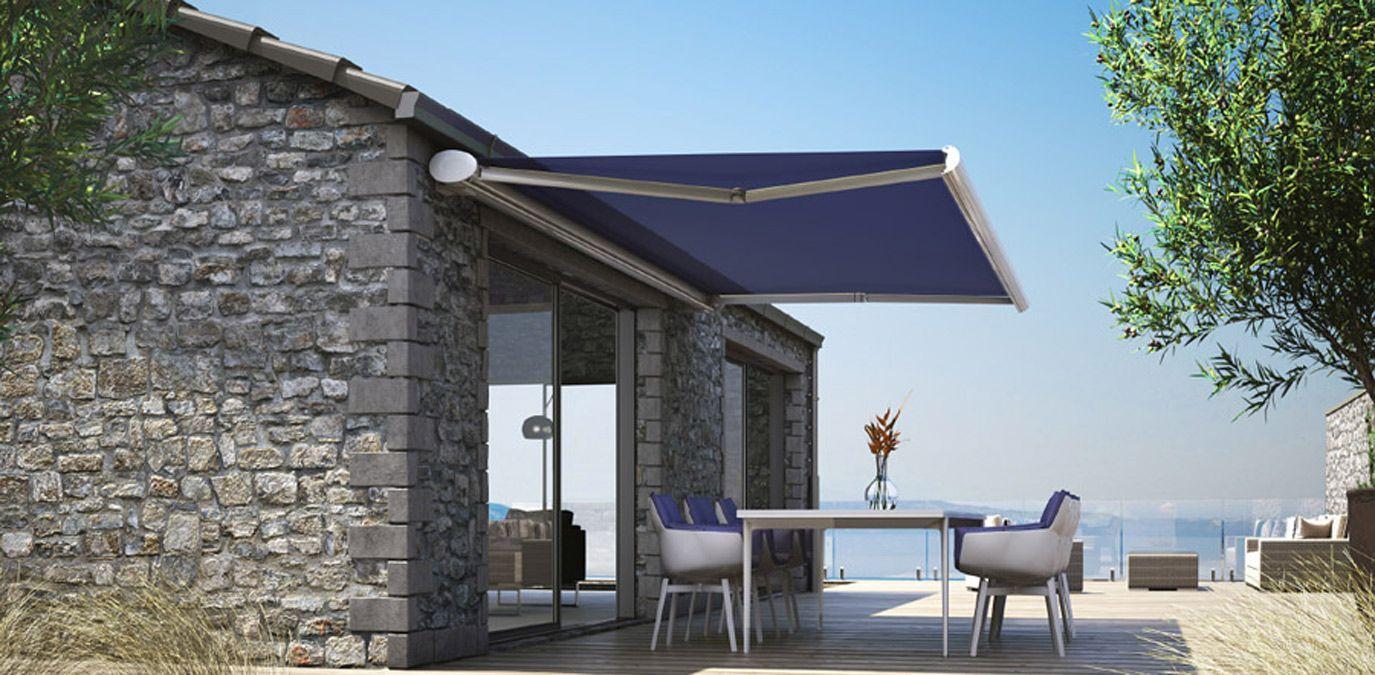 Markise kaufen excellent balkon markise with markise Markise terrasse elektrisch