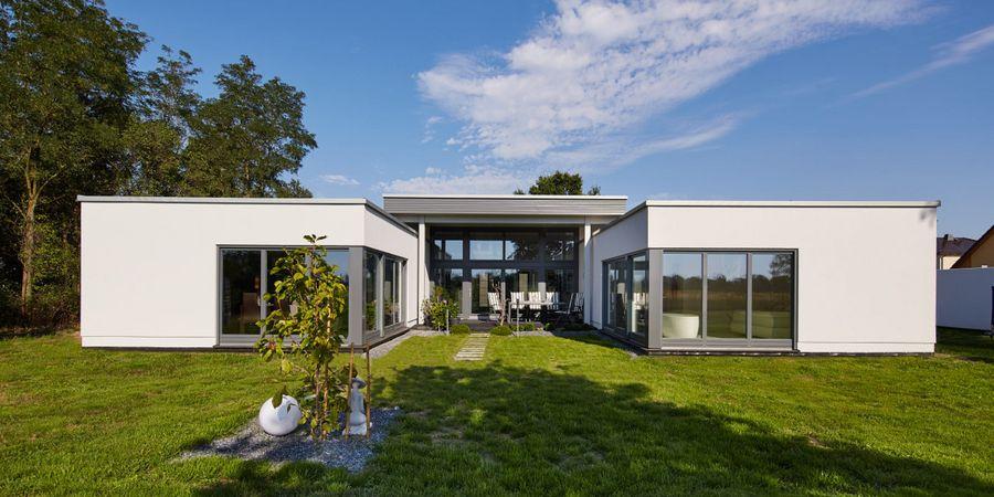 Das Dach Wurde Mit Modernen: Dachformen: Pultdach, Satteldach, Walmdach