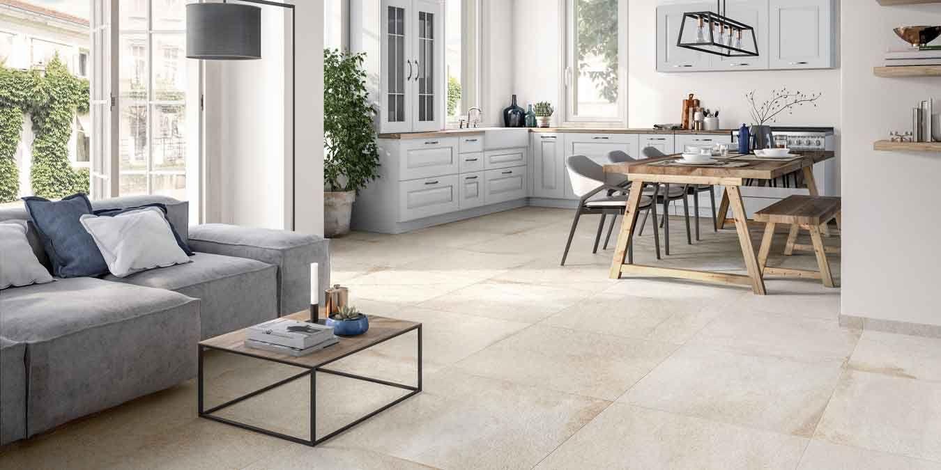 Fliesen und Fußbodenheizung – ein ideales Paar