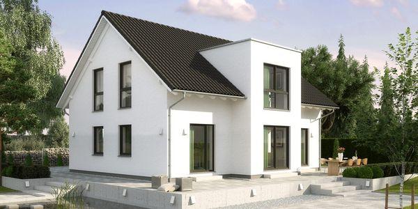 White line von gussek haus for Einfamilienhaus modelle