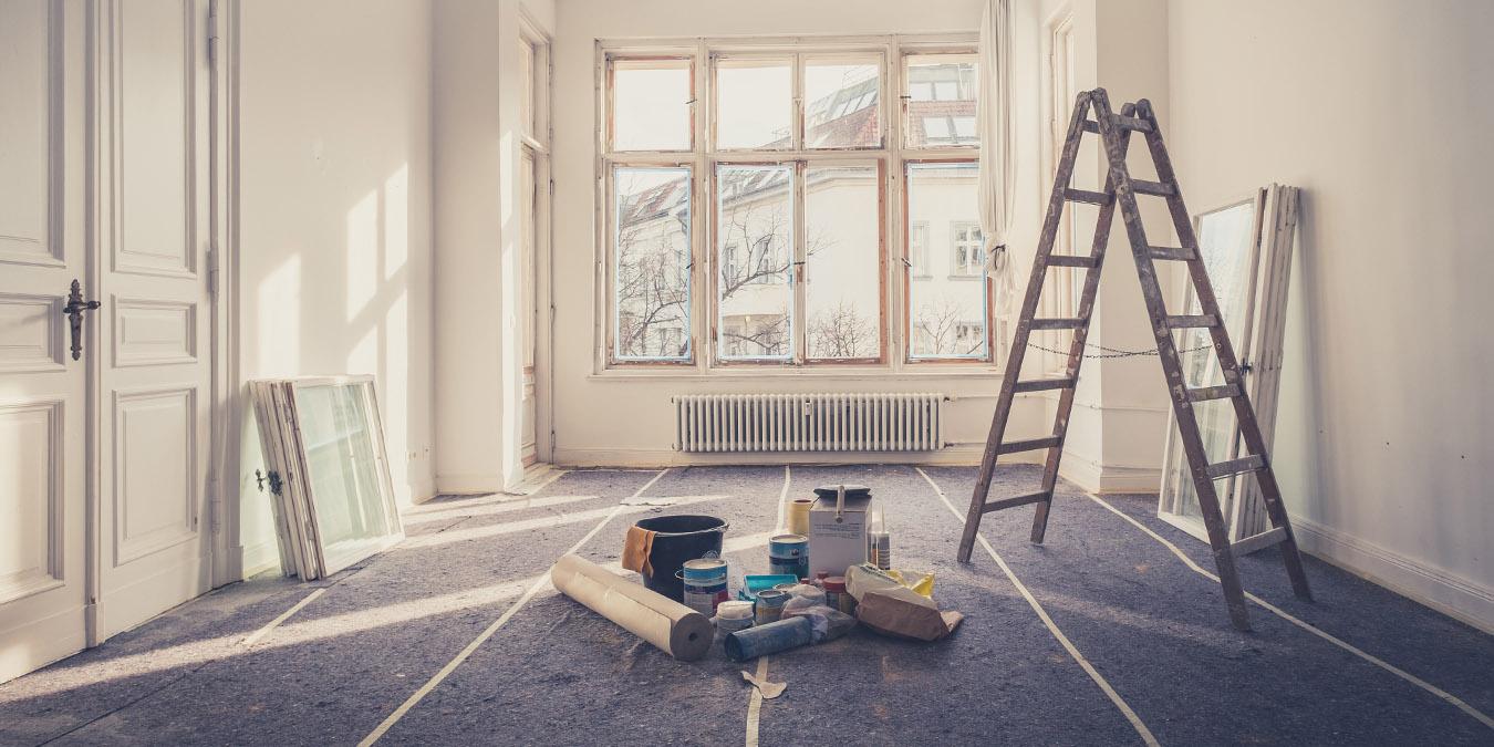 renovierung sanierung modernisierung umbau von altbauten. Black Bedroom Furniture Sets. Home Design Ideas
