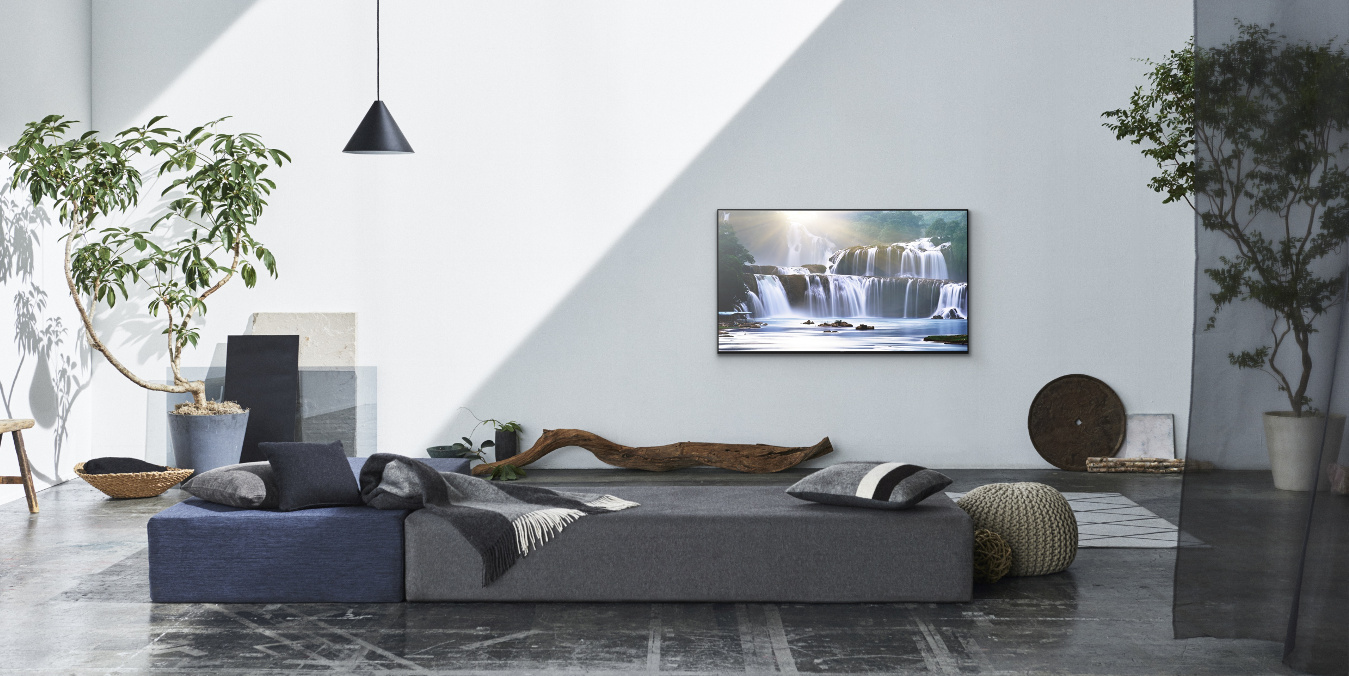 Home Entertainment Smart-TV Bravia Sony