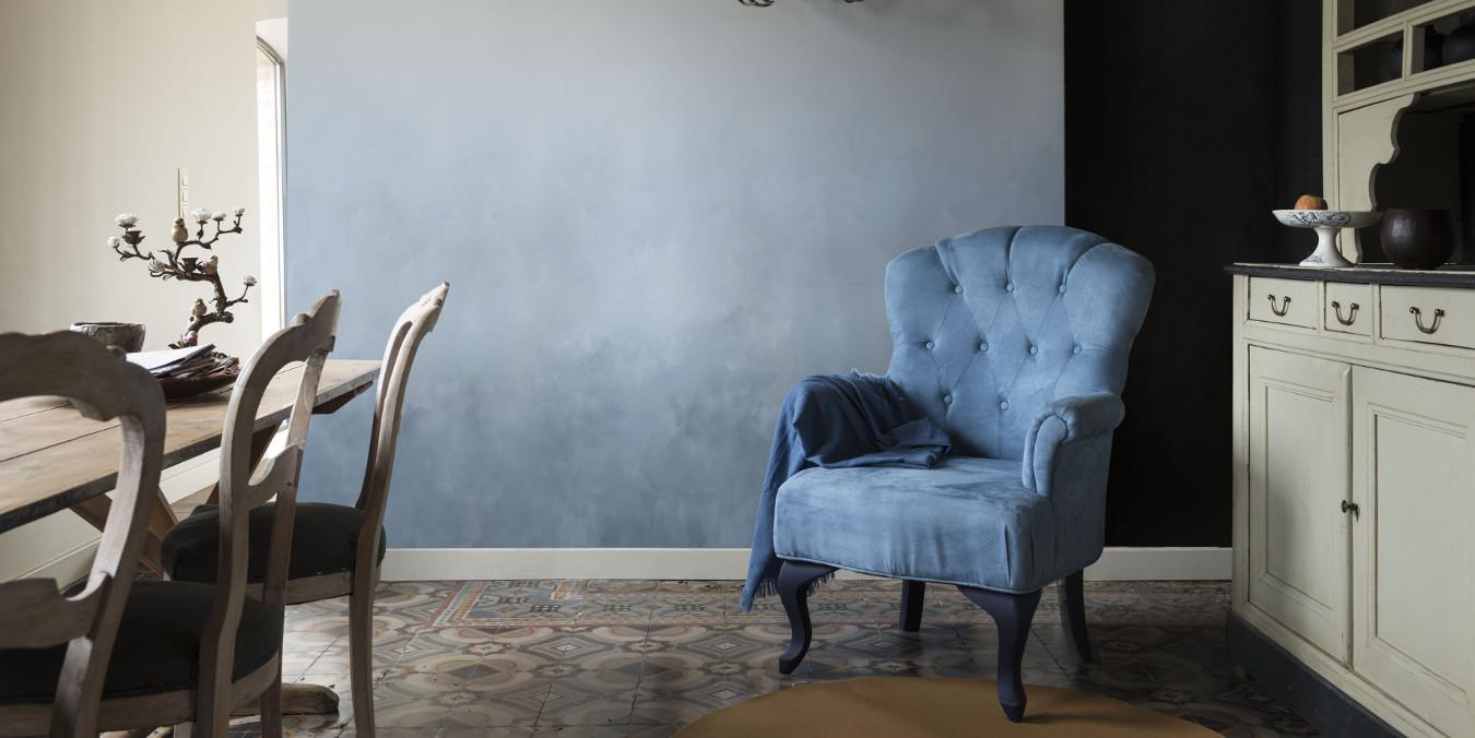 wandgestaltung und deckengestaltung: tapeten, farben, putze